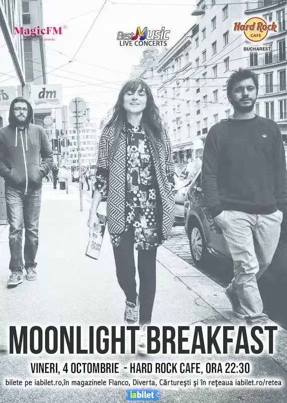 Moonlight Breakfast-afiș