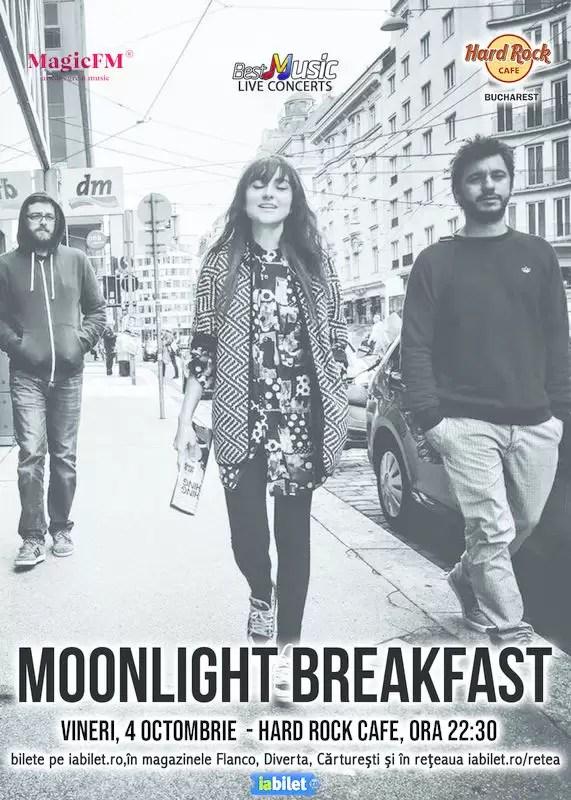 Moonlight Breakfast-afiș
