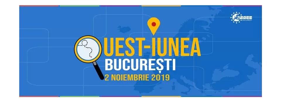 afis QUEST-iune București