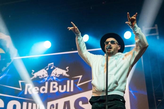 afiș Red Bull SoundClash