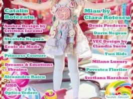 Kids Fashion Week-afis