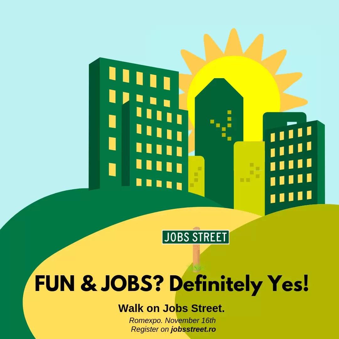 Jobs Street Romexpo