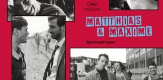 afiș Matthias et Maxime