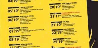 afis Teatrul de Artă București