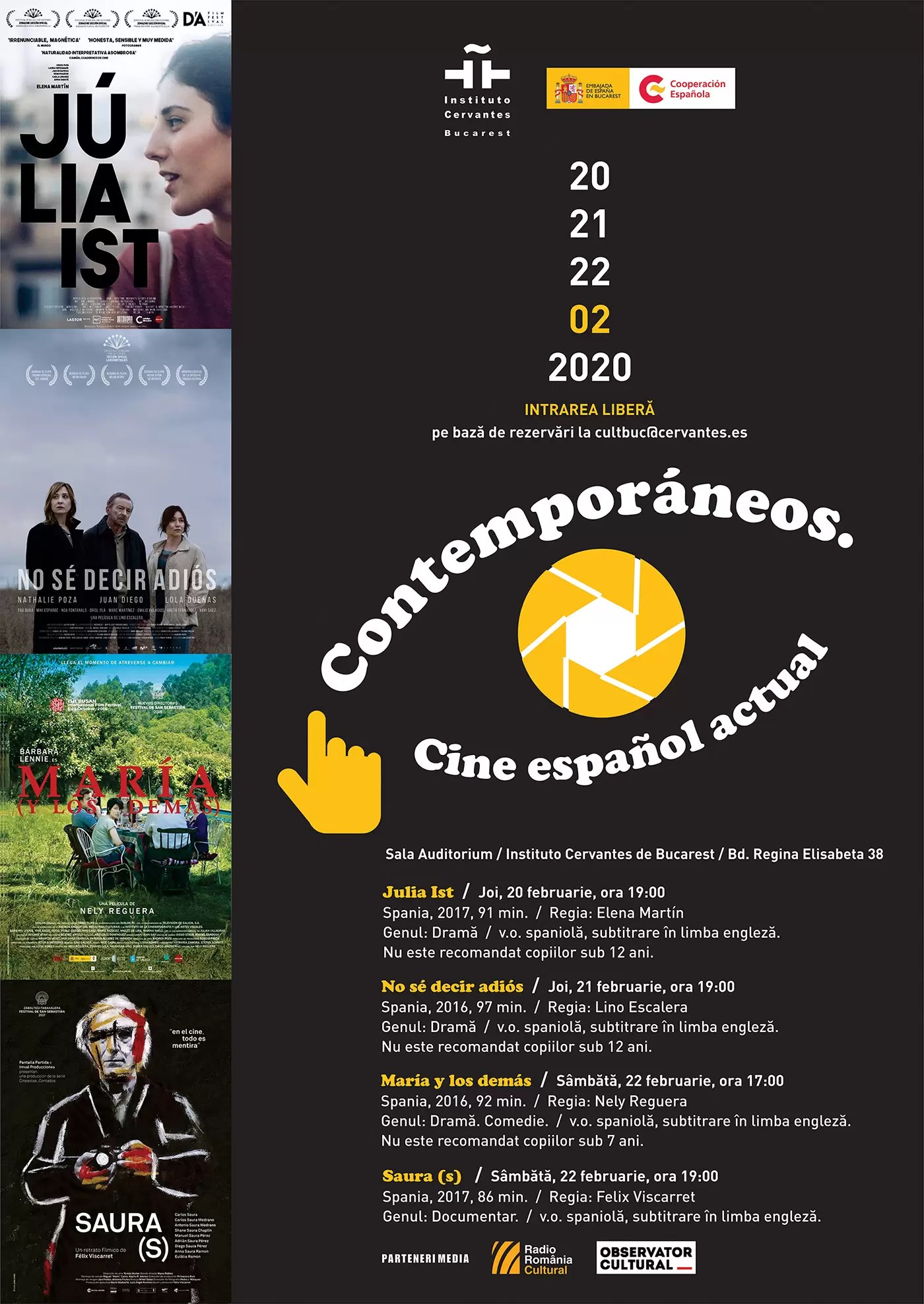afiș filme spaniole