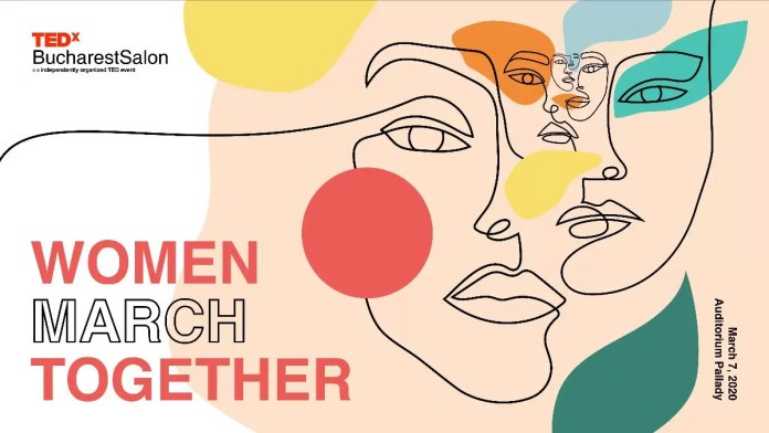 Women March Together afis
