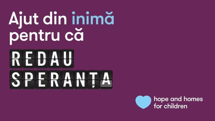 Campania Ajut,afiș