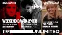 Un weekend cu inconfundabilul David Lynch, pe TIFF Unlimited