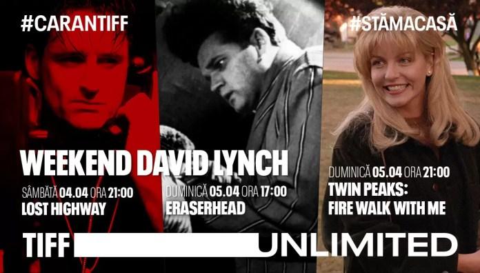 TIFF Unlimited, afis