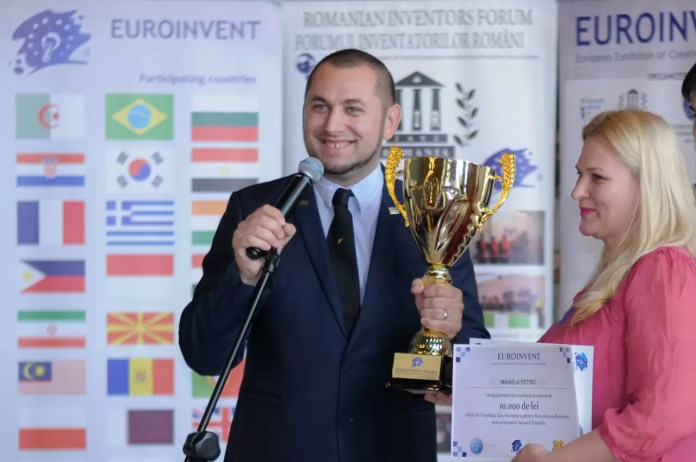 EUROINVENT, afis