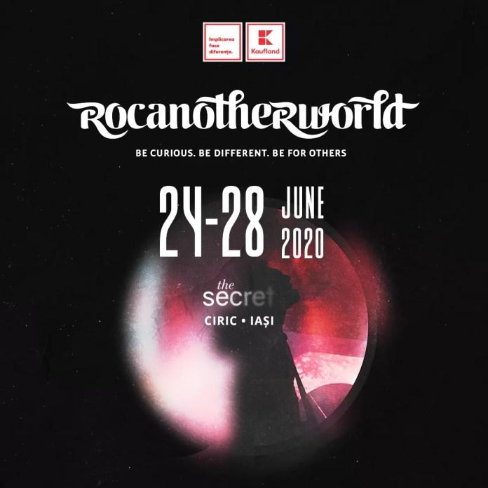 Rocanotherworld afiș