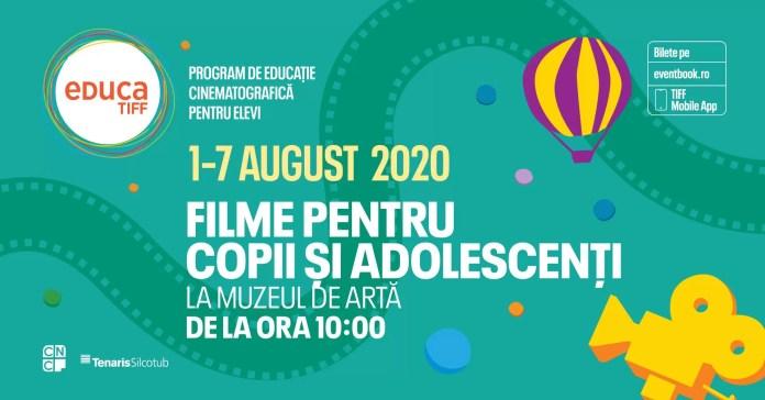 EducaTIFF-Teatrul de Artă din Cluj Napoca