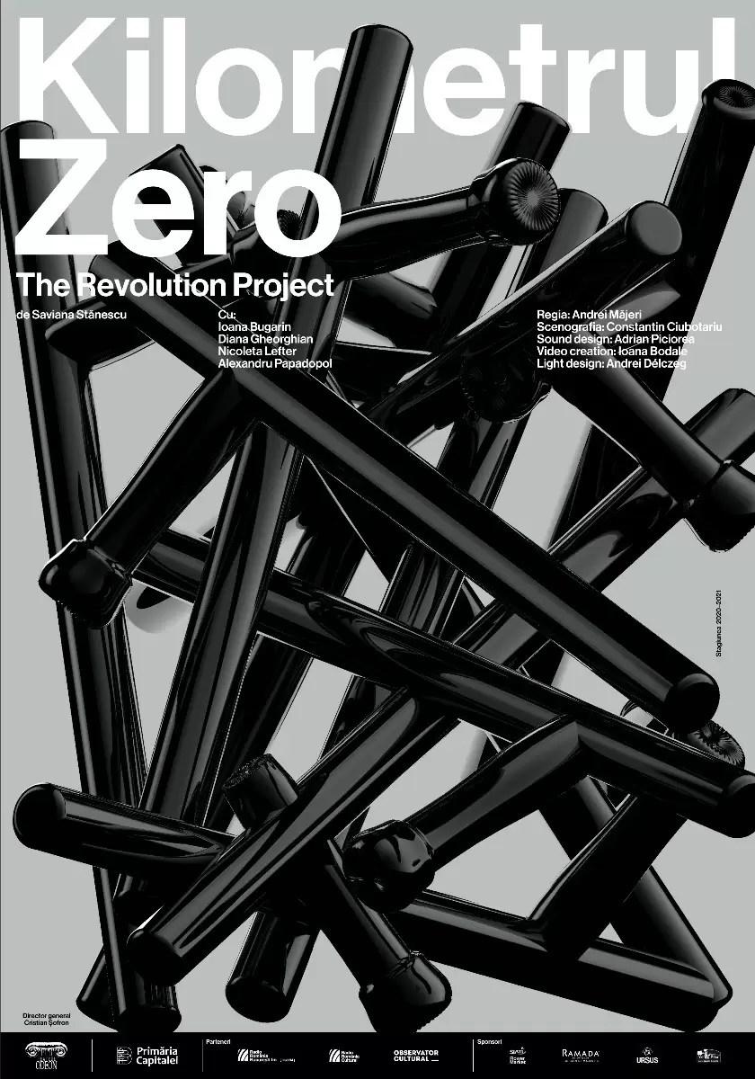 Kilometrul Zero-spectacol premiera