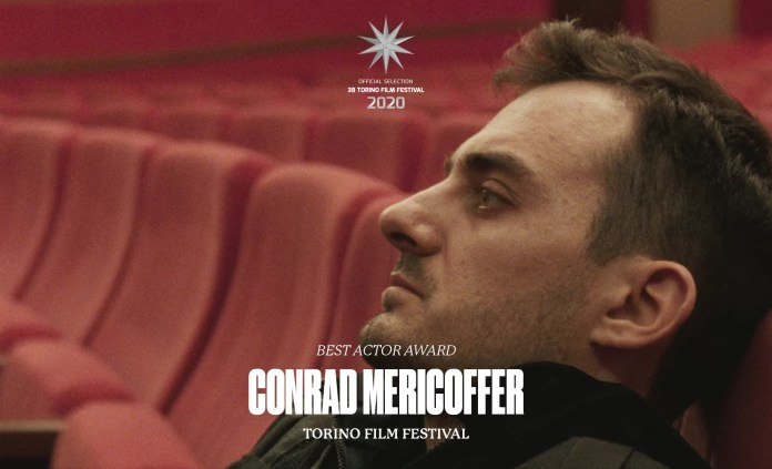 Conrad Mericoffer Torino afiș