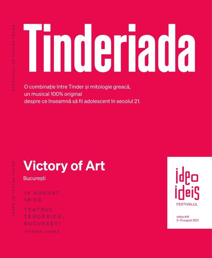 afis Ideo Ideis Festivalul #16