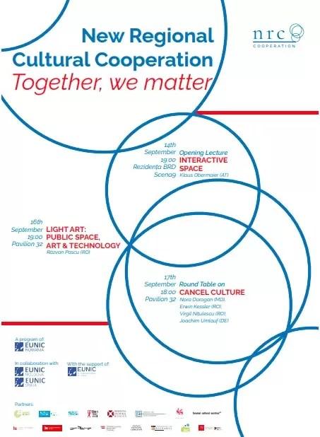 Începe New Regional Cultural Cooperation 2021