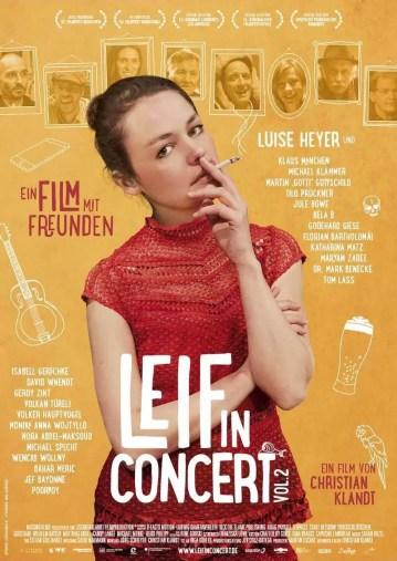 Leif in concert Competiția BUZZ IFF
