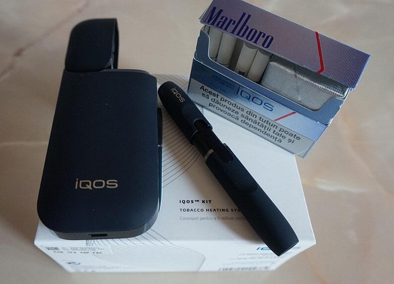 IQOS電子煙改變你的有煙生活