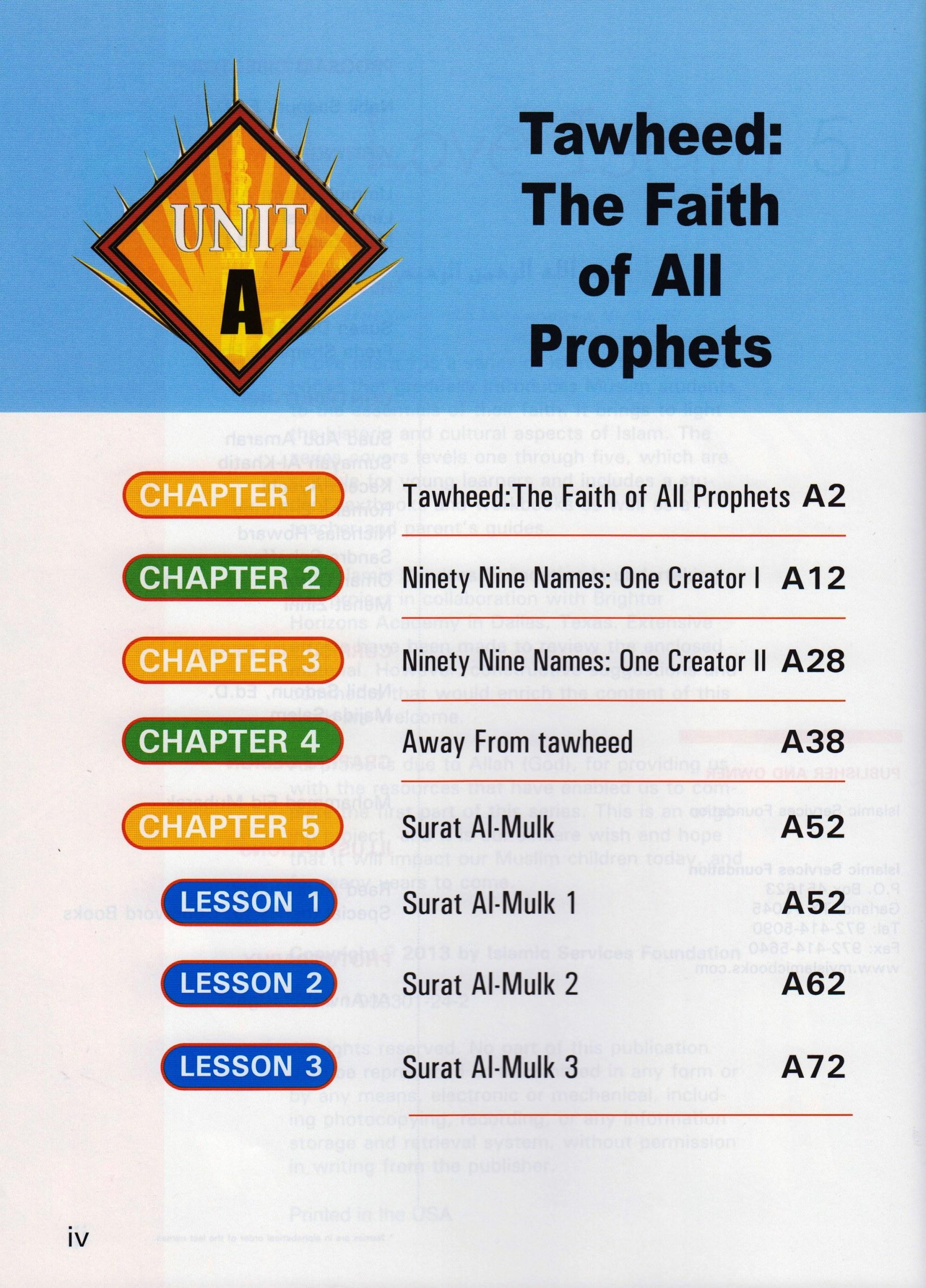 hight resolution of I Love Islam: Level 5 Textbook