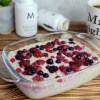 High Protein Pudding Oats