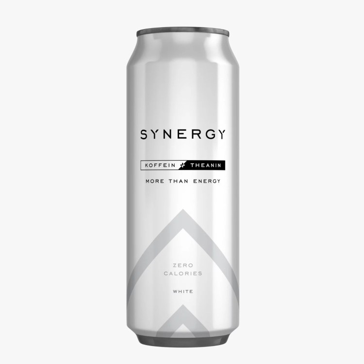 Synergy - More than Energy | Der neue More Energy Drink 2.0