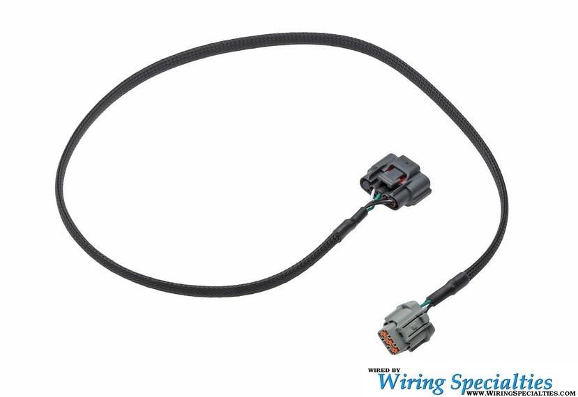 Wiring Specialties RB20DET 240Z Wiring Harness