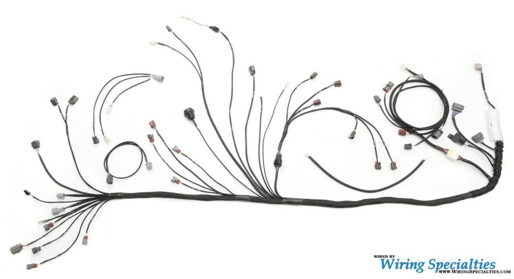 medium resolution of wiring specialties rb20det 180sx wiring harness