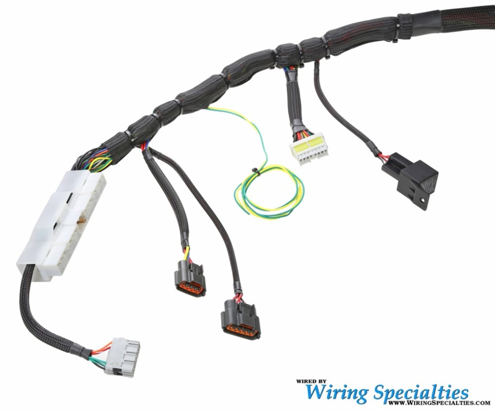 medium resolution of wiring specialties s14 sr20det 240z wiring harness