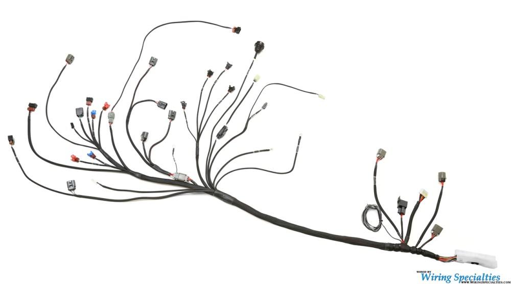 medium resolution of universal standalone ca18det wiring harness pro series