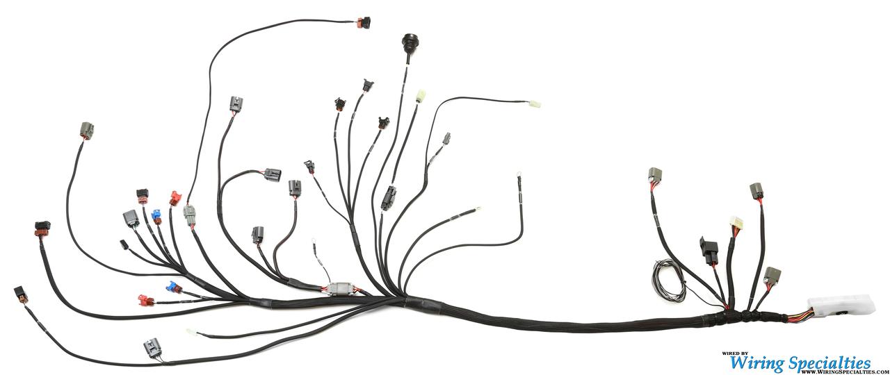 Wiring Specialties CA18DET S13 Silvia / 180sx Wiring