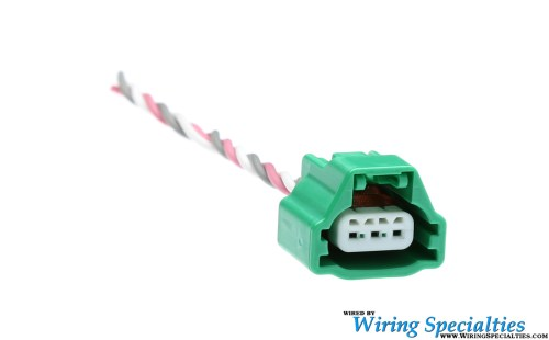 small resolution of  rx7 fd wiring harness vq35 uprev cam connector green