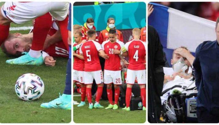 Ειδικός αθλητίατρος για Έρικσεν: Συγκοπτικό επεισόδιο που πιθανότατα συνδέεται με τη «νόσο της Νάξου» | iRafina