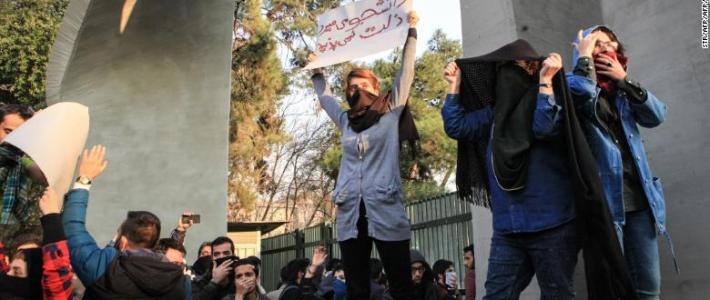 Tre fängslade Iranska demonstranter dog