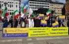 Stockholm: Aktion till stöd för folkliga protester i Iran