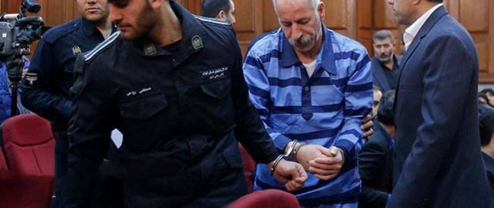 Iranska regimen avrättade  Mohammad Salas
