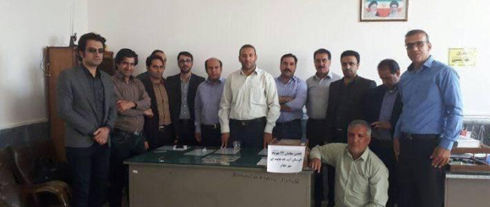 Lärare i Iran går ut i generalstrejk i protest mot regimen