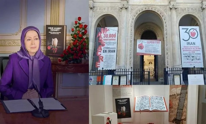 Maryam-Rajavi-s-message-to-the-Exhibition-on-1988-massacre-in-Iran-at-the-Paris---10