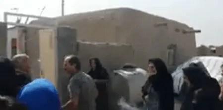 سعدالله سیفی مزدور وزارت در بازگشت به ایران