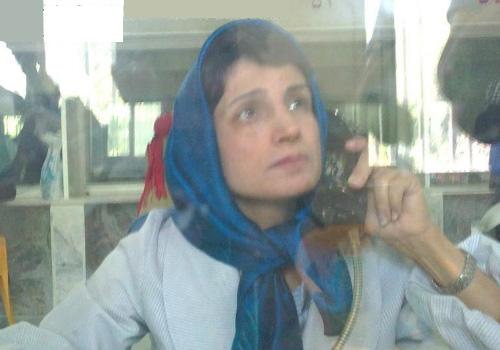 sotoudeh20111203 بنیاد الکساندر لانگر خواستار آزادی نرگس محمدی شد
