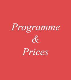 Programme & price