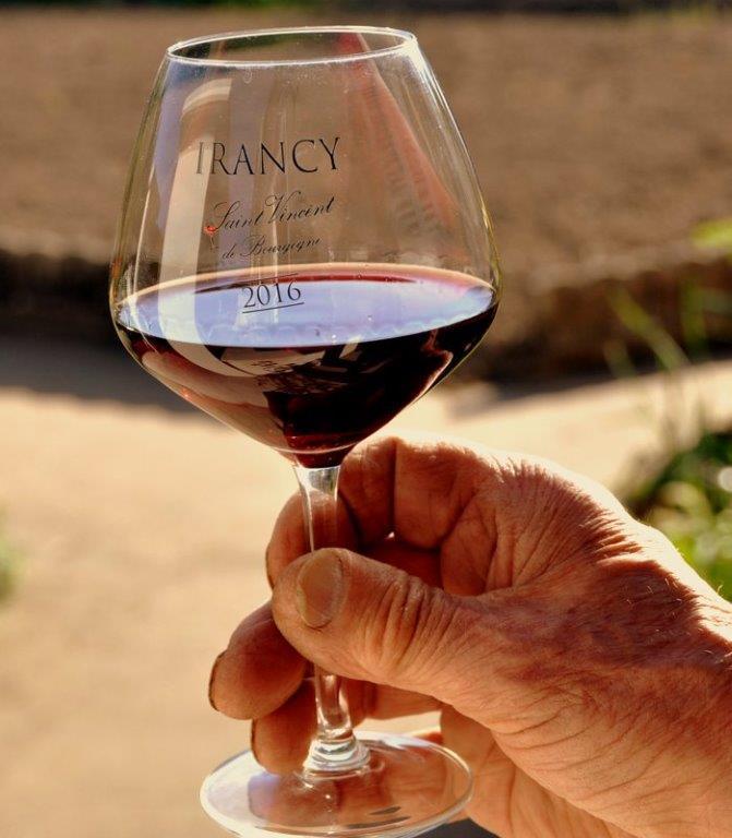 [:fr]Le calice au pays du vermeil[:en]The Official Wine Glass[:]