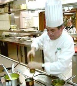 Jean-Luc Barnabet: Restaurateur