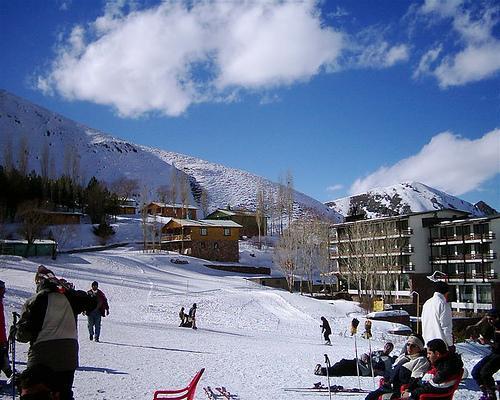 Iranians can ski?