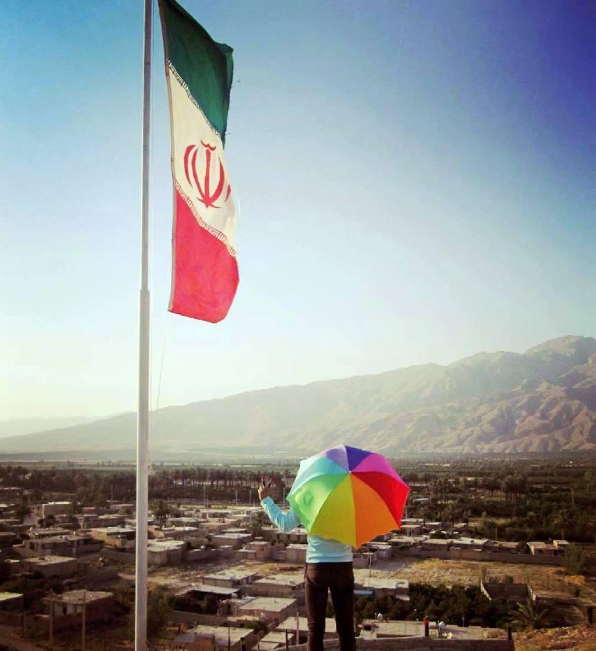 روز افتخار رنگینکمانیها - اولین جمعه امرداد ۱۳۹۶