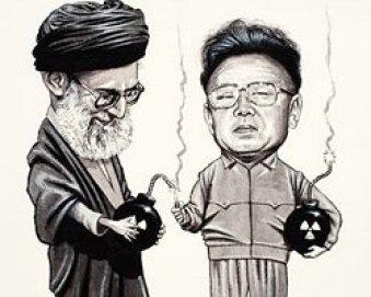 Image result for ایران و کره شمالی
