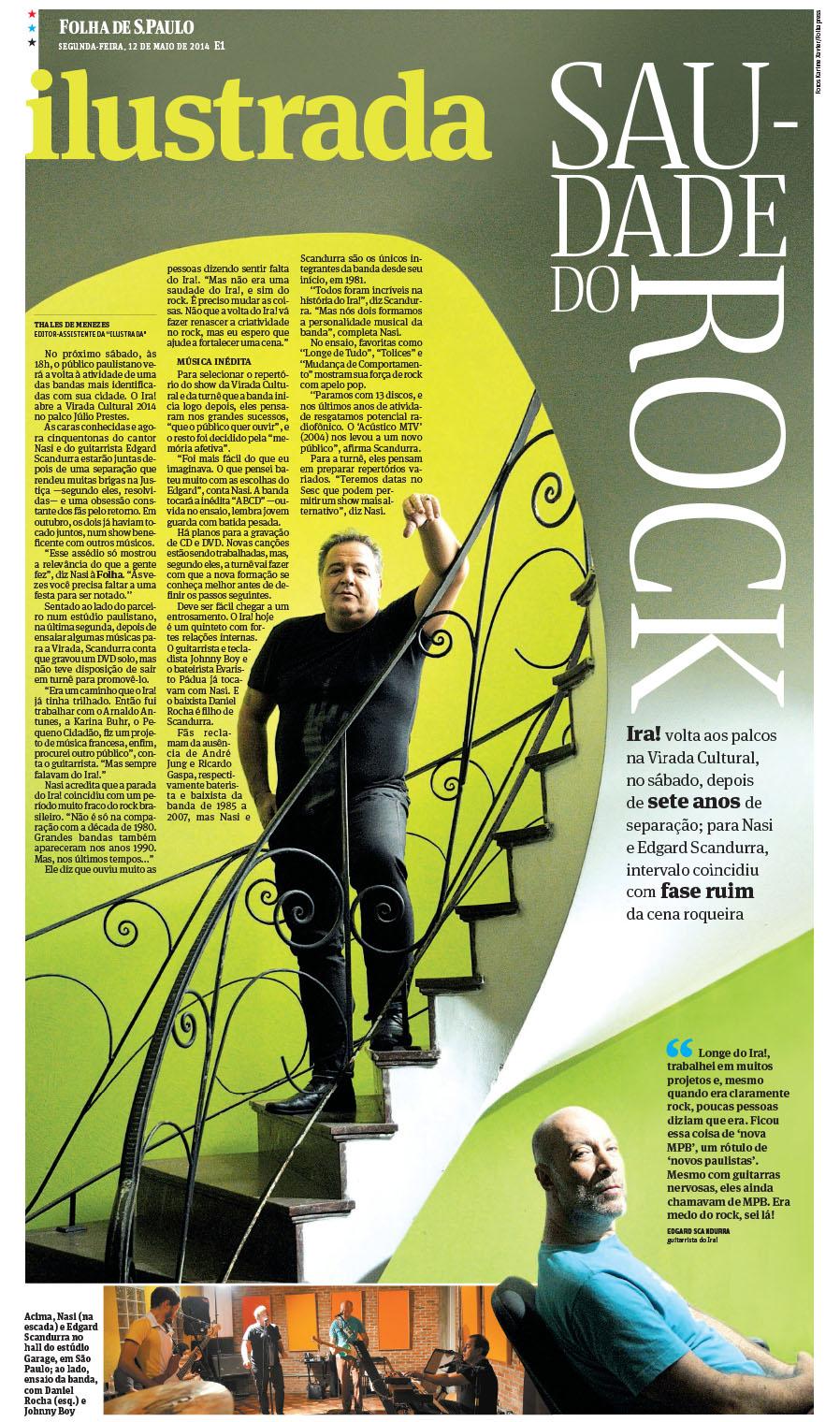 Ira! Folha Ilustrada