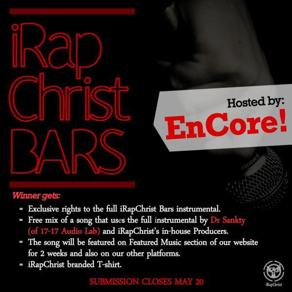 iRapChrist Bars