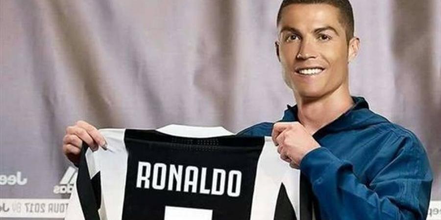 رسميا رونالدو الى السيدة العجوز مقابل 105 مليون يورو