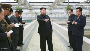North Korean leader Kim Jong Un gives field guidance to the Taedonggang Terrapin Farm in this undated photo released by North Korea's Korean Central News Agency (KCNA) in Pyongyang on May 19, 2015. REUTERS/KCNA (NORTH KOREA - Tags: POLITICS) ATTENTION EDITORS - THIS PICTURE WAS PROVIDED BY A THIRD PARTY. REUTERS IS UNABLE TO INDEPENDENTLY VERIFY THE AUTHENTICITY, CONTENT, LOCATION OR DATE OF THIS IMAGE. FOR EDITORIAL USE ONLY. NOT FOR SALE FOR MARKETING OR ADVERTISING CAMPAIGNS. THIS PICTURE IS DISTRIBUTED EXACTLY AS RECEIVED BY REUTERS, AS A SERVICE TO CLIENTS. NO THIRD PARTY SALES. SOUTH KOREA OUT. NO COMMERCIAL OR EDITORIAL SALES IN SOUTH KOREA