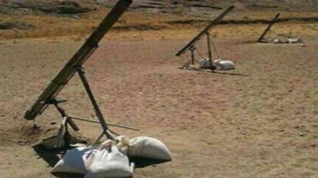 تفكيك ثلاث منصات معدة لإطلاق الصواريخ شرق الرمادي